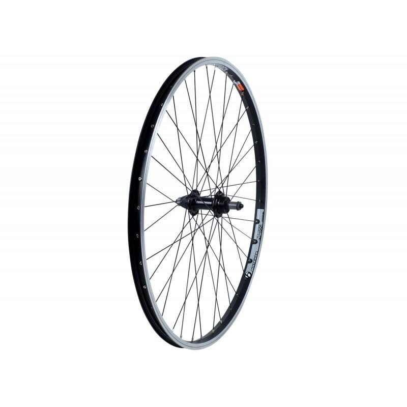 Bontrager AT-550 26 Mountain Bike Wheel in Black