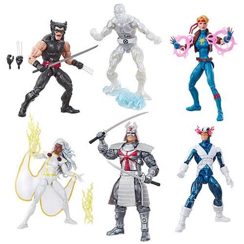 Hasbro Marvel Legends 6 inch X-Force (Assorted; Styles Vary)