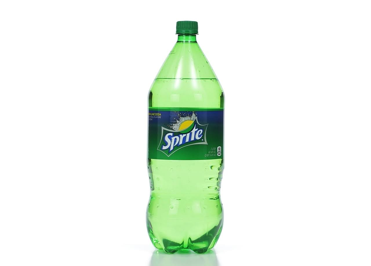 Soda Lemon Lime Soda - 2l