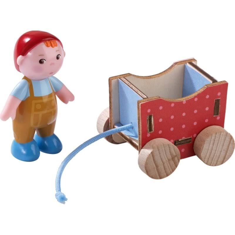 Haba Little Friends Baby Toy - Casimir