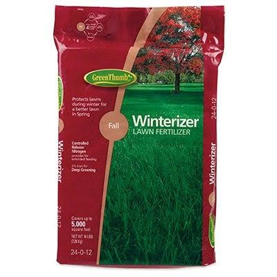 The Andersons Green Thumb Winterizer Lawn Fertilizer Fertilizers - 16lbs