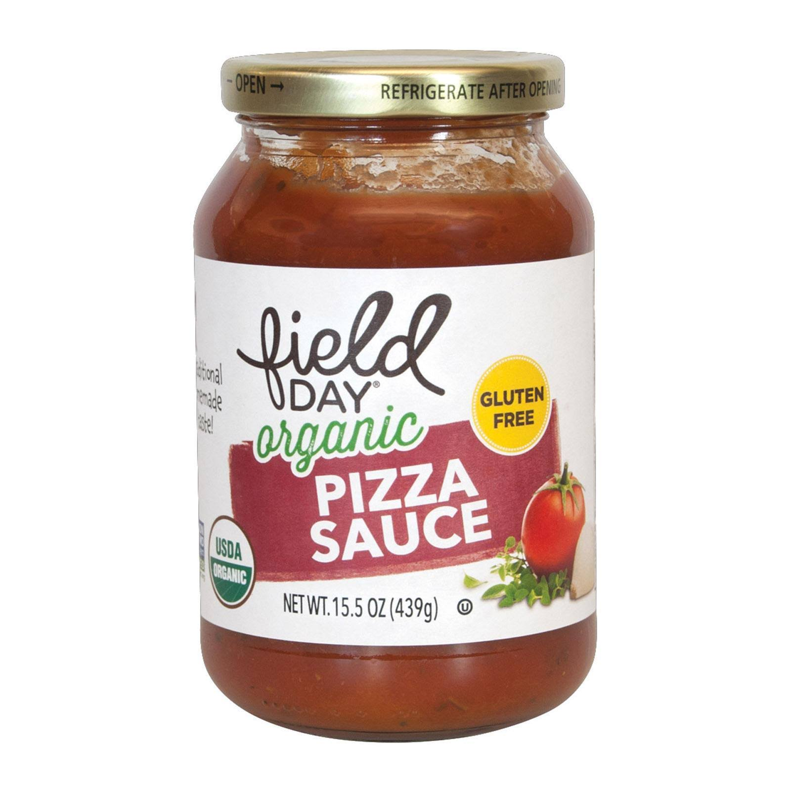 Field Day Pizza Sauce Organic