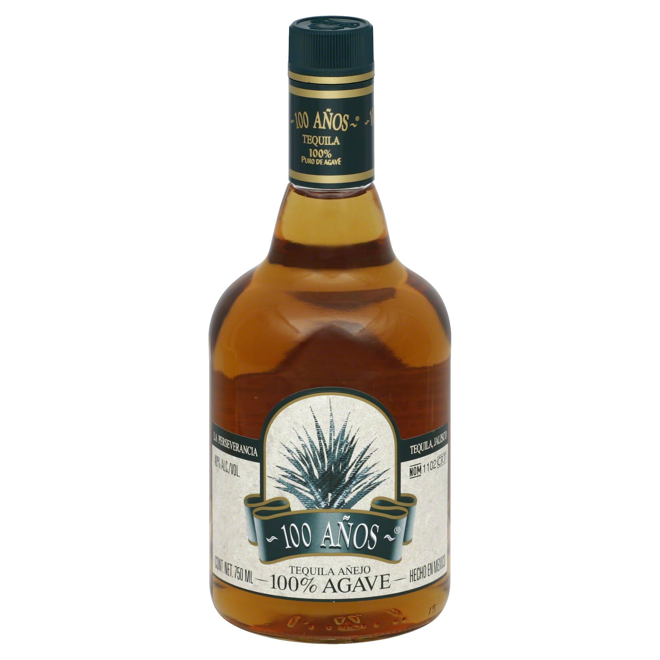 100 Anos 100% Pure Anejo Tequila