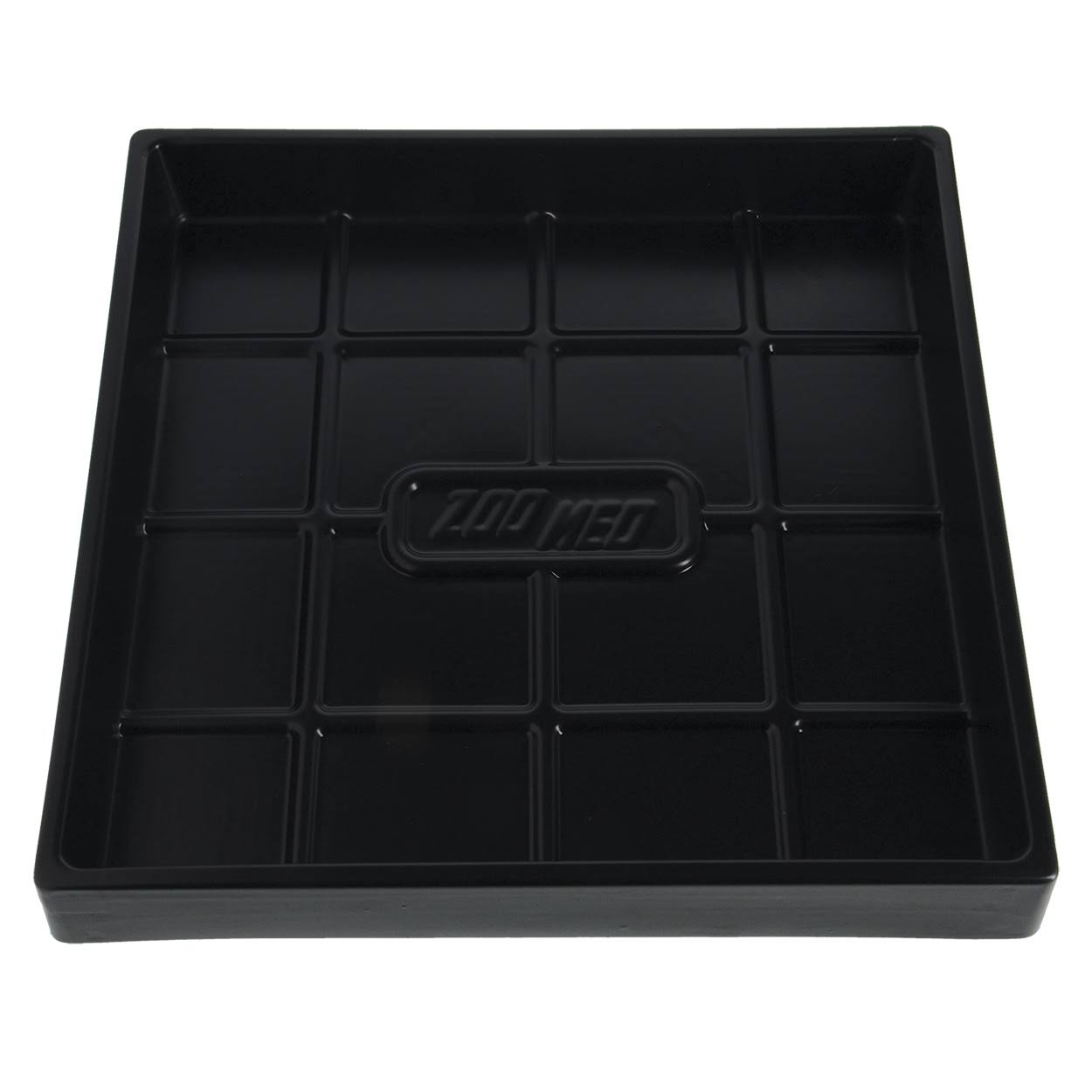 Zoo Med Reptibreeze Substrate Bottom Tray - Black