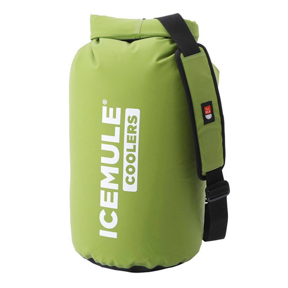 IceMule Classic Cooler - Olive, Medium, 15L