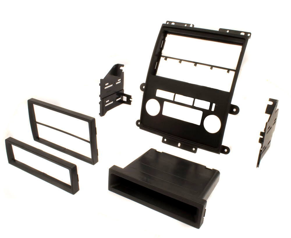 Best Kits Dash Kit - 2009-10 Nissan Frontier & Xterra / Suzuki Equator