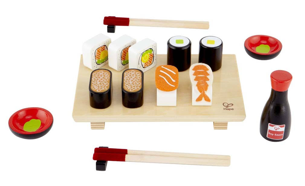 Hape Playfully Delicious Sushi Selection Play Set