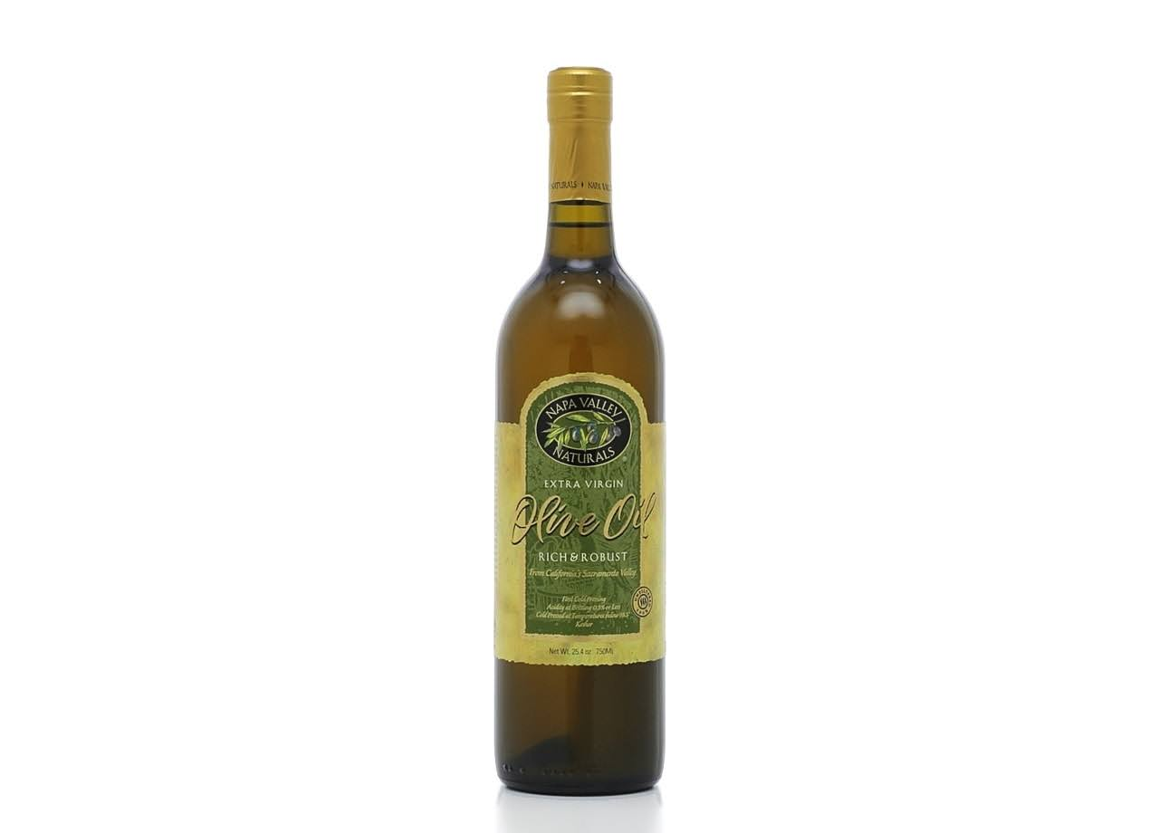 Napa Valley Naturals Organic Olive Extra Virgin Oil