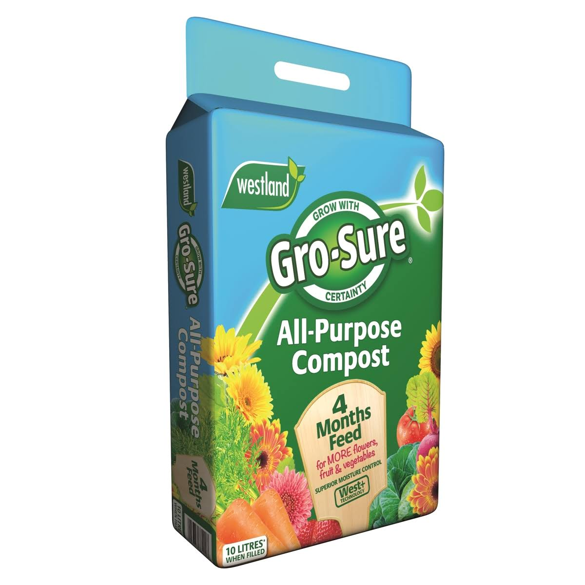 Gro Sure All Purpose Compost 10L