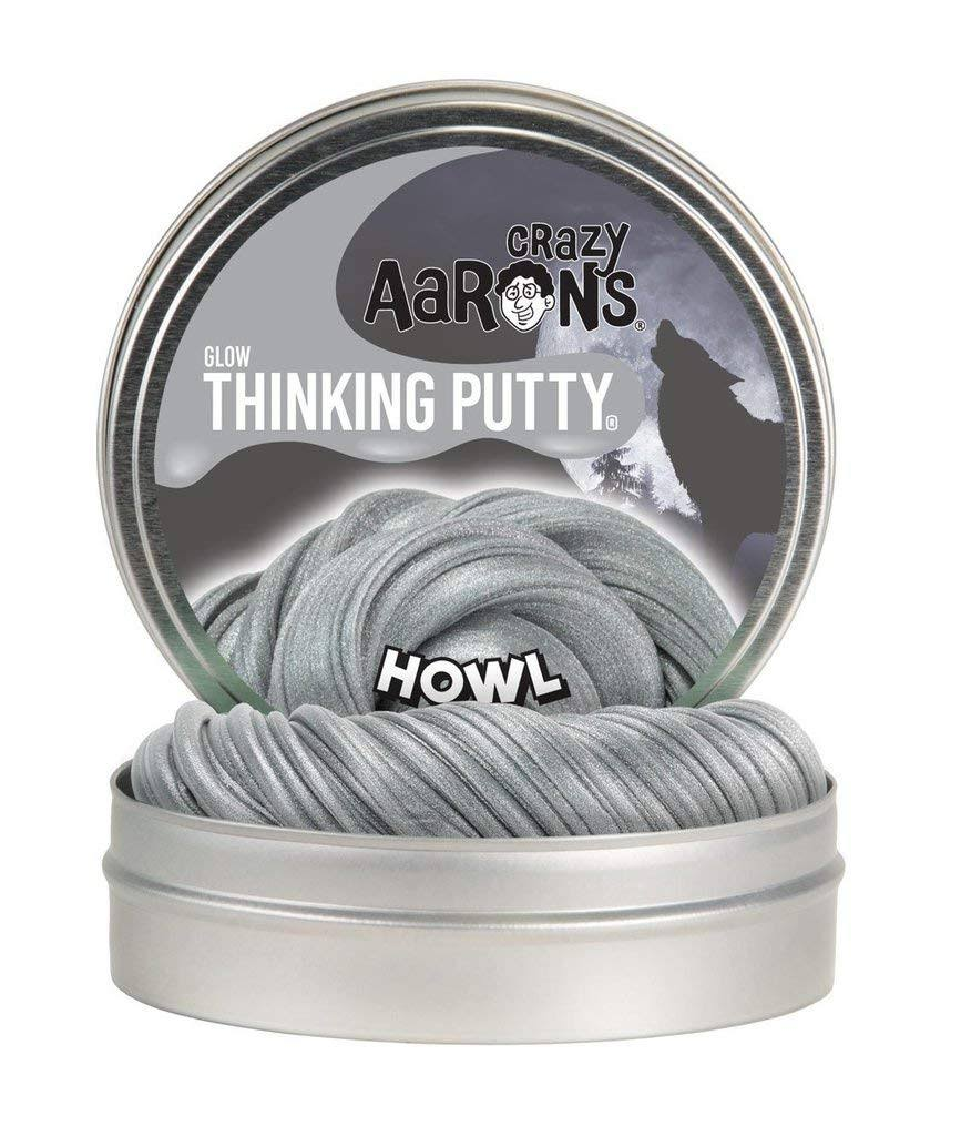 Crazy Aaron Thinking Putty: Howl