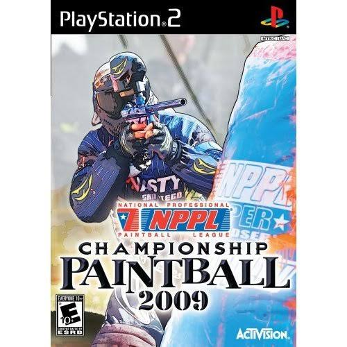NPPL Championship Paintball 2009 - PlayStation 2