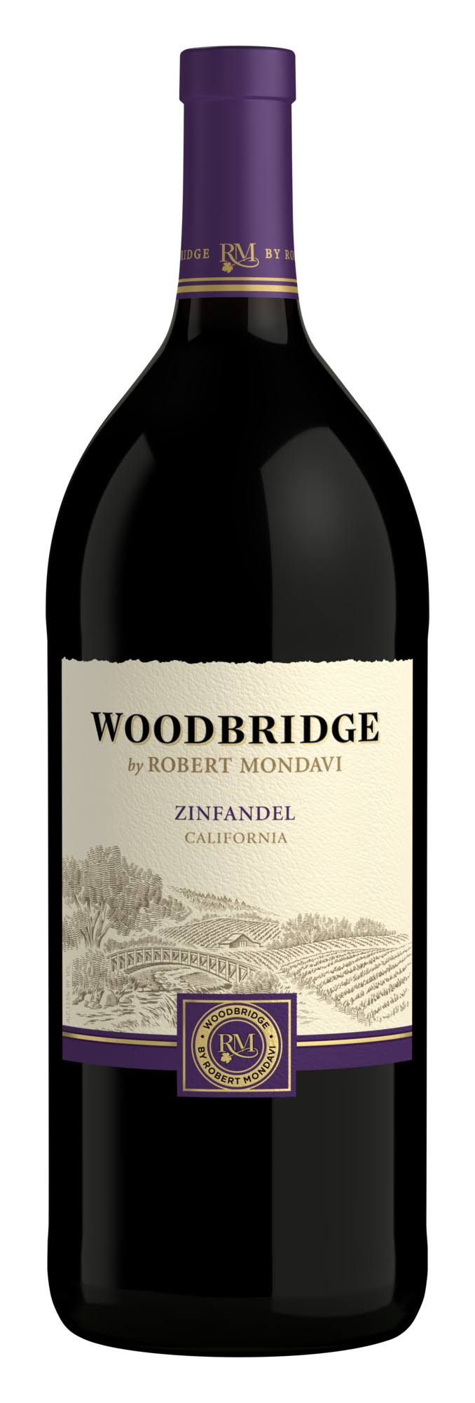 Woodbridge Robert Mondavi Zinfandel - California, United States, 1.5L