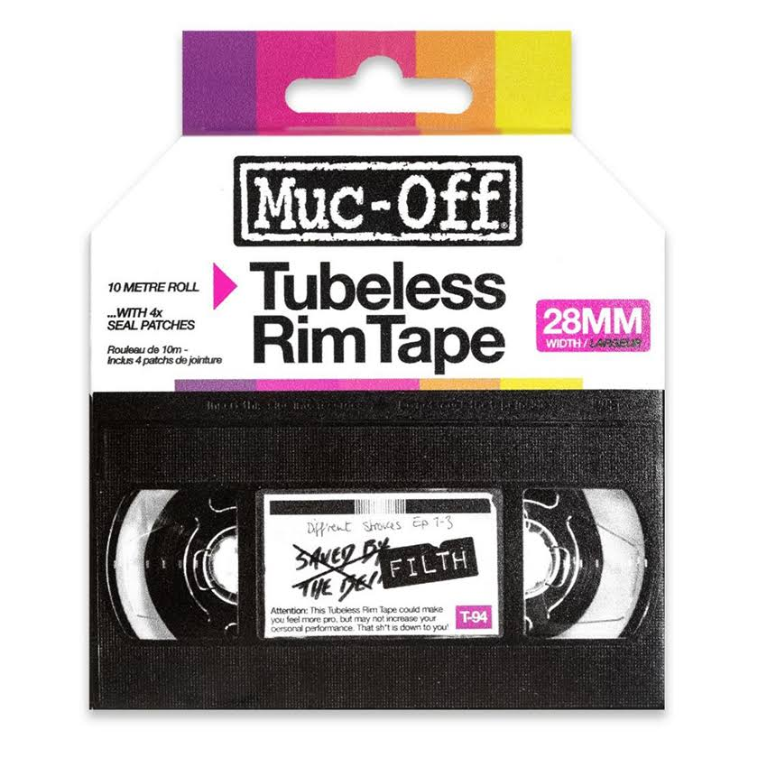 Muc-Off Rim Tape 10m - 17mm