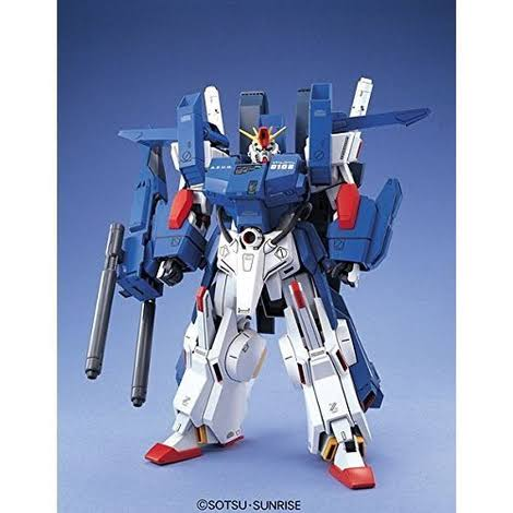 Gundam FA-010S Full Armor ZZ Model Kit