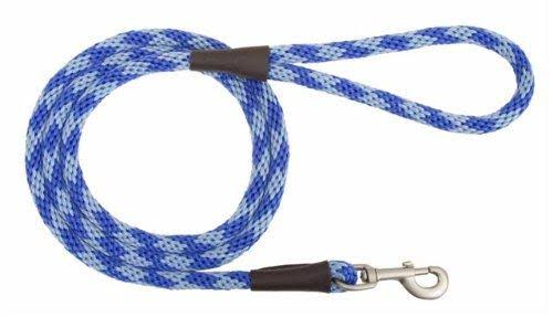 "Mendota Products Mt01750 Snap Lead - Diamond Blue, 0.5"" X 6 Ft"