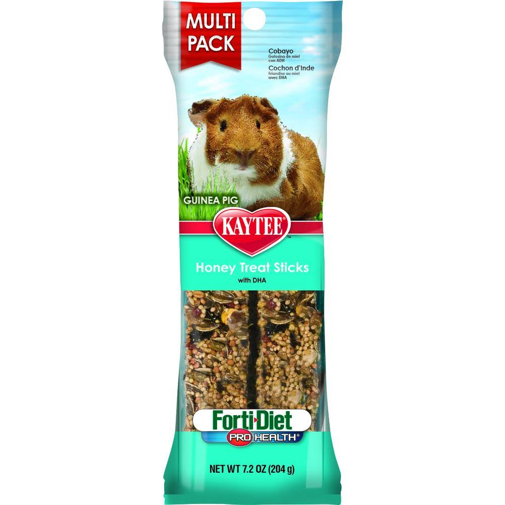 Kaytee Forti-diet Guinea Pig Honey Stick - 7oz