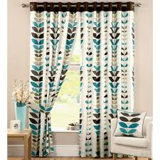 Modern Curtains For Living Room Uk by Teal Curtains