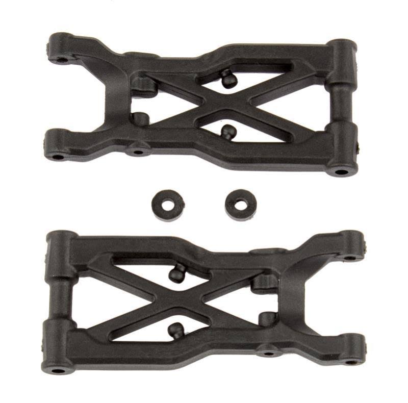 Team Associated - B74 Rear Suspension Arms - 92130