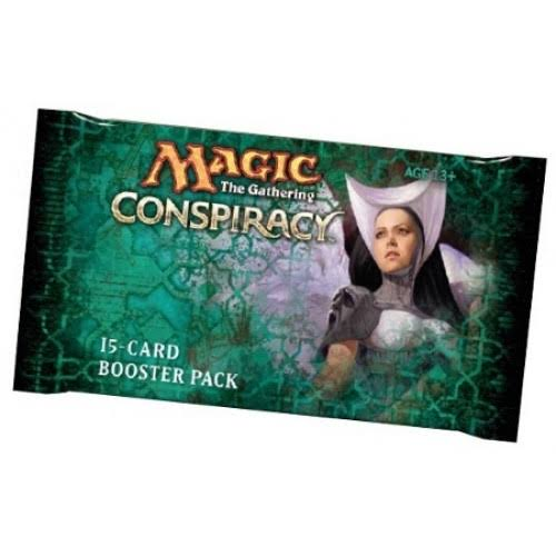 Magic The Gathering Conspiracy Booster Pack - 15 Card