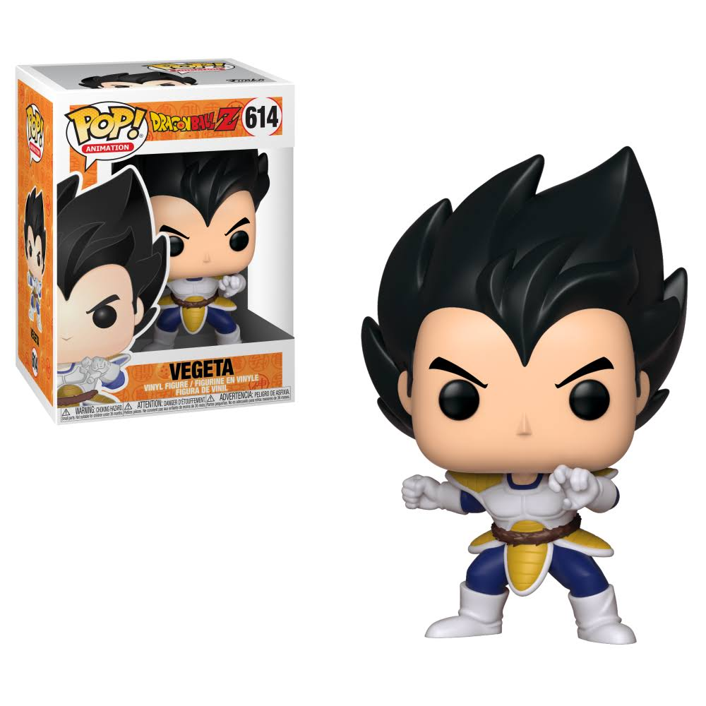 Funko Pop! Dragon Ball Z: Vegeta Vinyl Figure