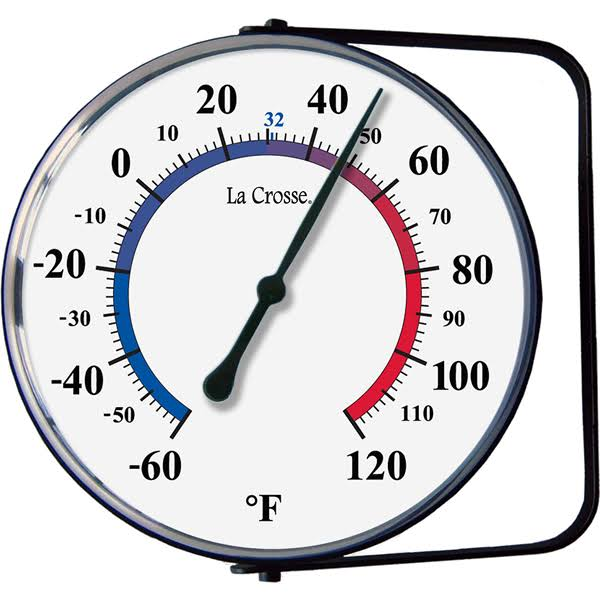 Lacrosse Technology 5 in. Thermometer 104-105