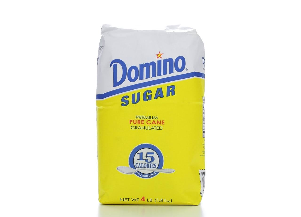 Domino Premium Pure Cane Granulated Sugar