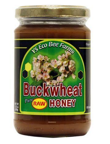 Y.S. Organic Bee Farms Raw Buckwheat Honey