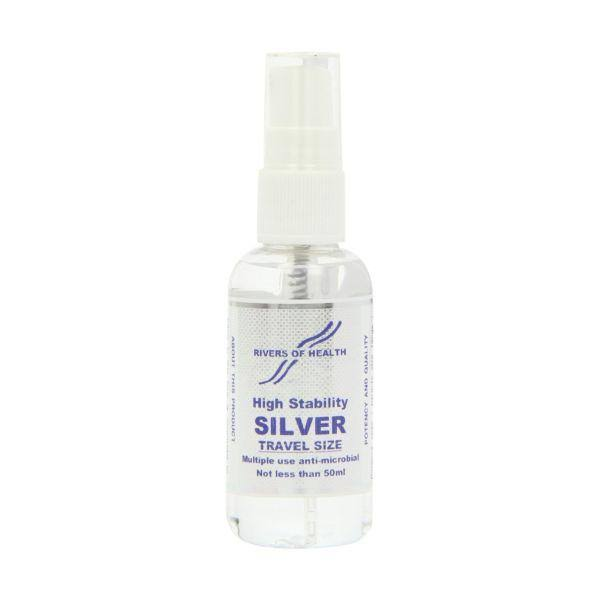 Rivers of Health Colloidal Silver - High Stability - 50ml