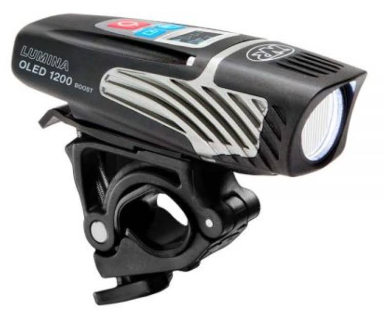 Nite Rider Lumina Oled 1200 Boost Front Bicycle Light