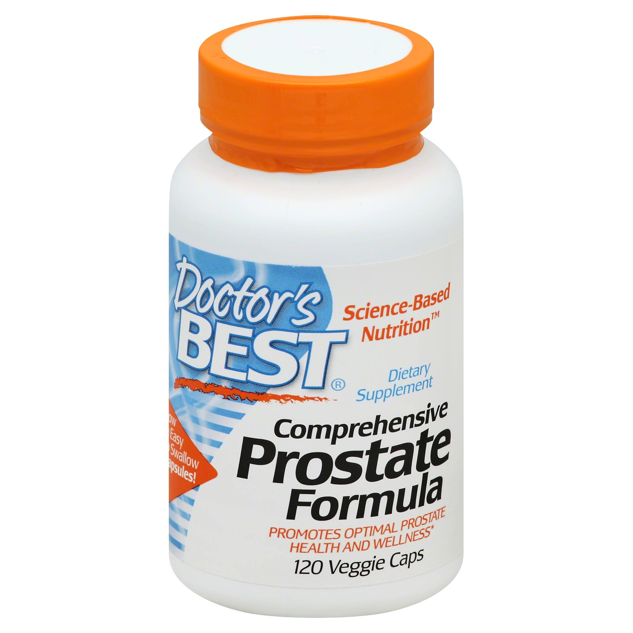 Doctor's Best Comprehensive Prostate Formula - 120 Veggie Caps