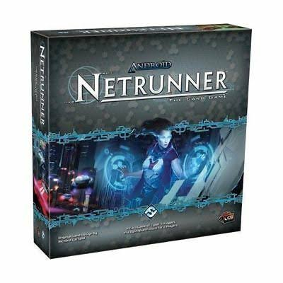 Android Netrunner: The Card Game