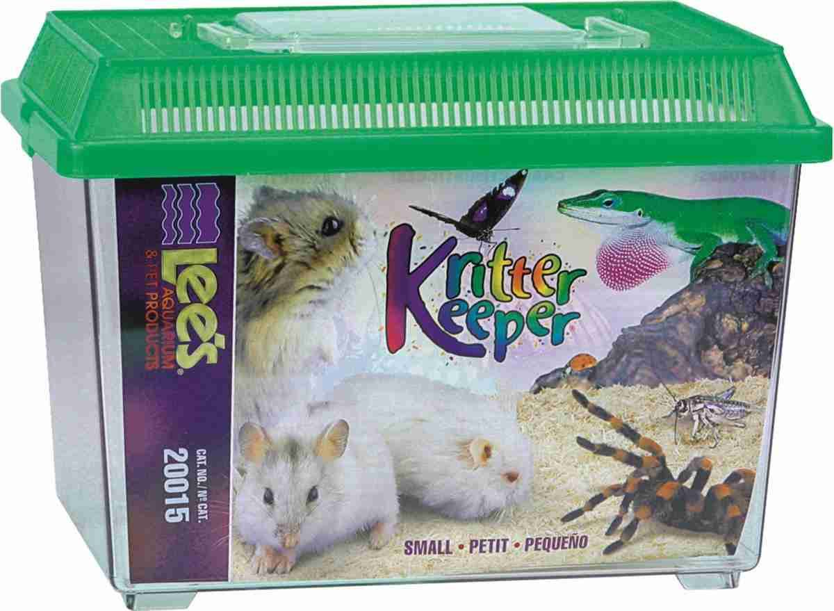 Lee's Aquarium & Pet Products Kritter Keeper - Small