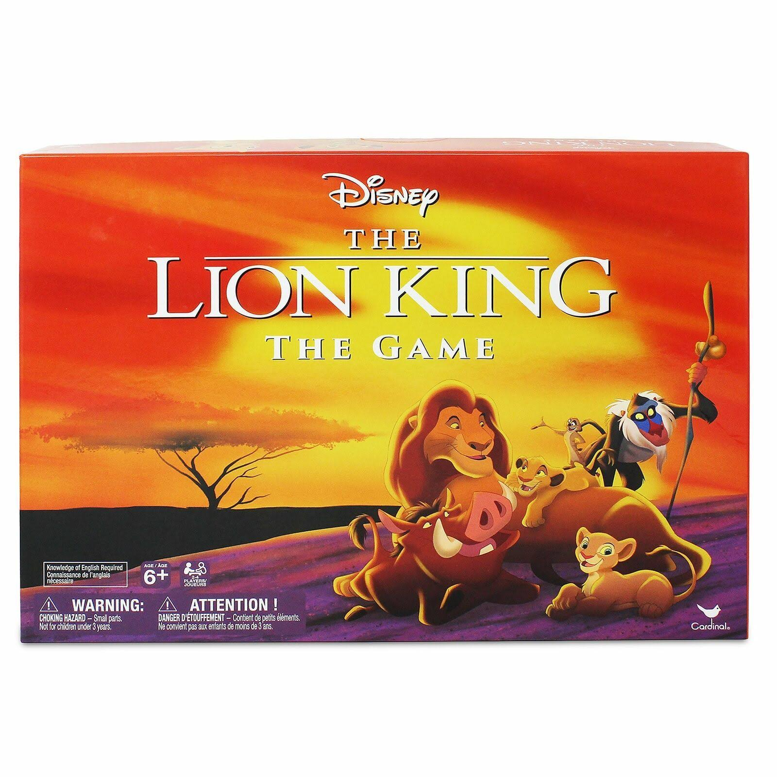 Disney The Lion King Classic Board Game