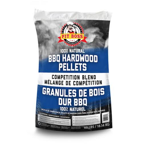 Pit Boss Competition Blend Pellets - 40lbs