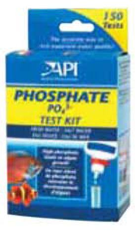 Api Phosphate Po4 Test Kit - 150 count