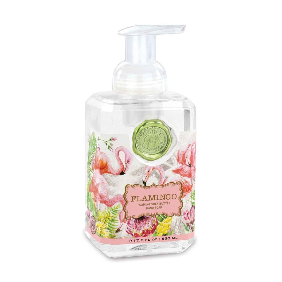 Michel Design Works Flamingo Foaming Hand Soap - 530ml