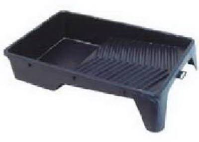 Leaktite Deep Well Paint Tray - Plastic, Black