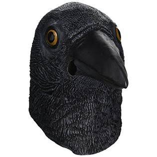 Accoutrements 12445 Crow Mask