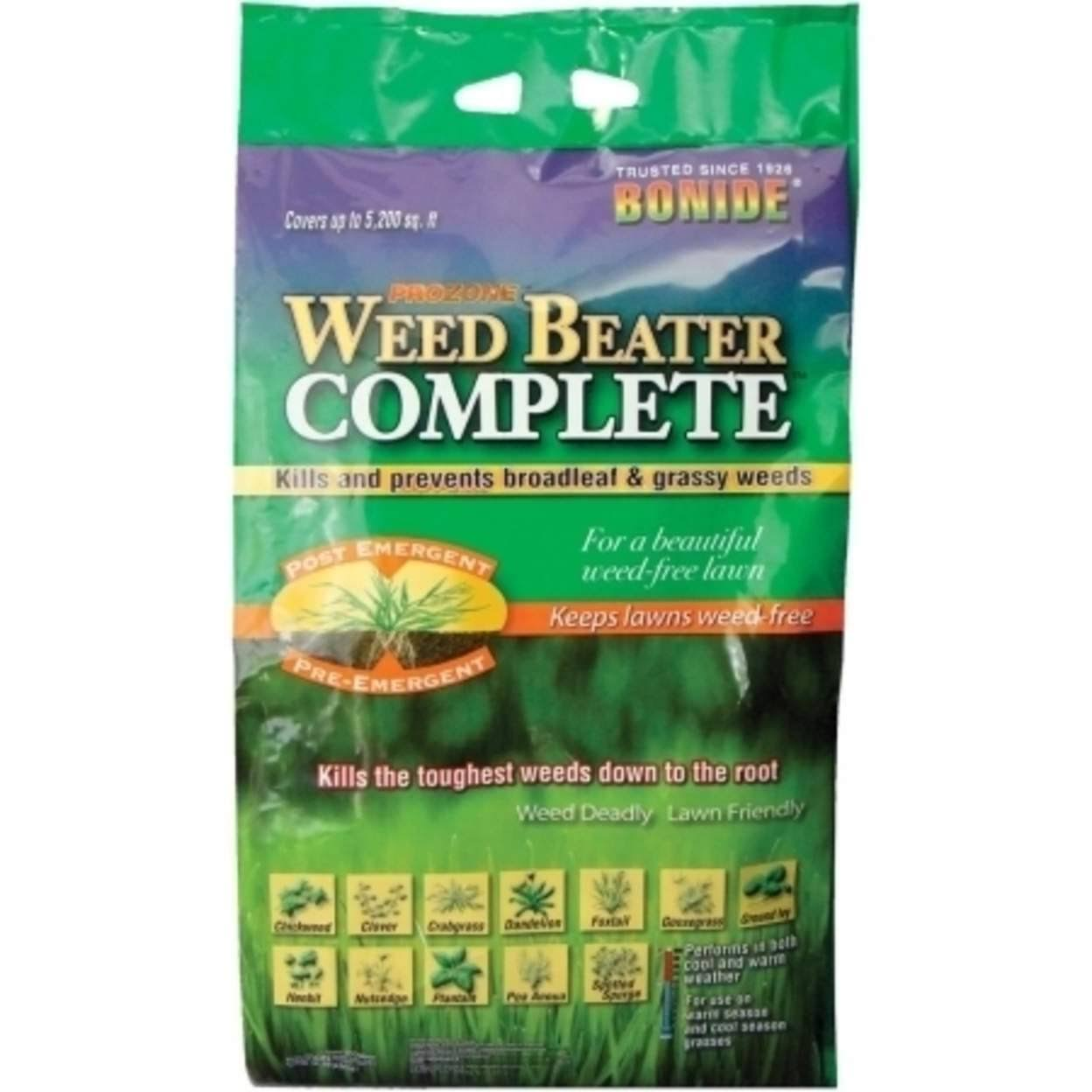 Bonide Products Weed Beater Granules - 10lbs