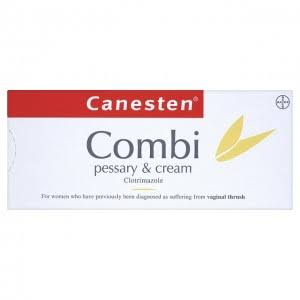 Canesten Thrush Combi Soft Gel Pessary & External Cream