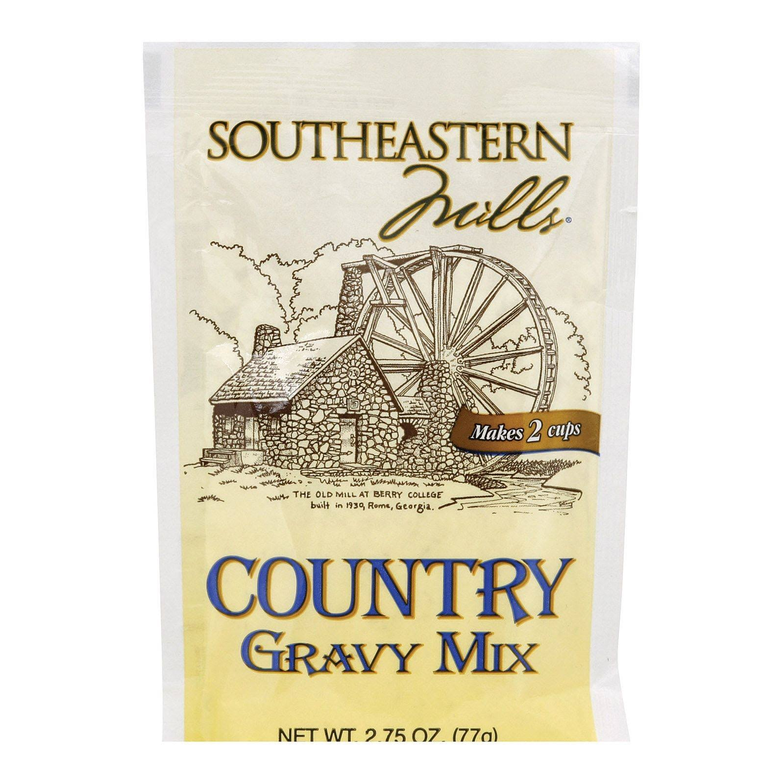 Southeastern Mills Country Gravy Mix - 77g