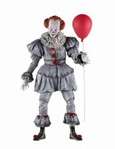 Neca It Movie Pennywise Action Figure - 1/4 Scale
