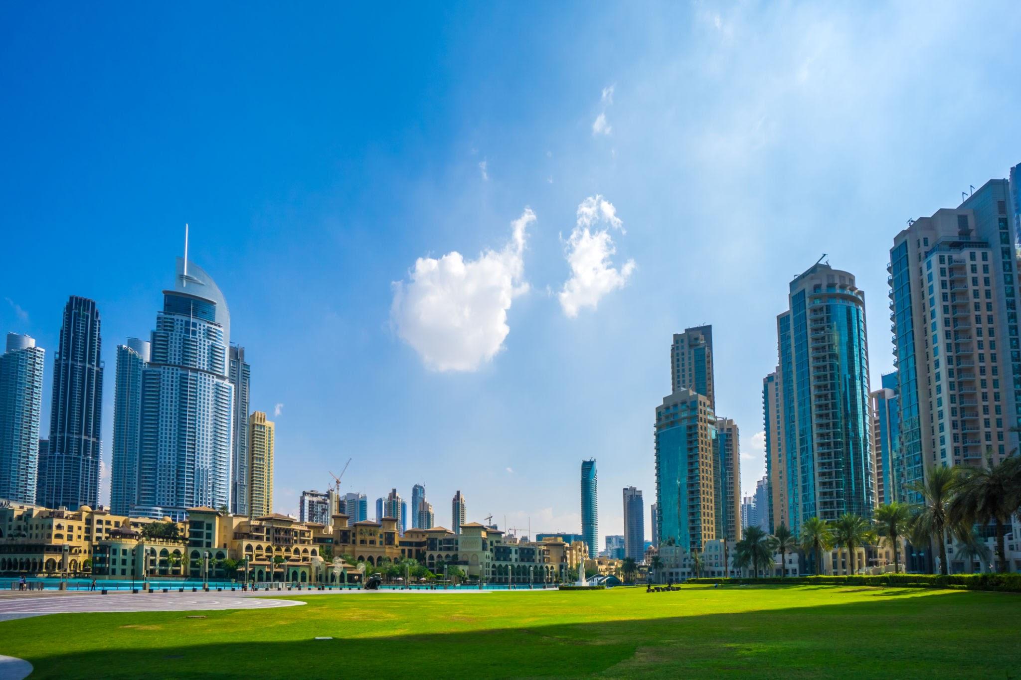 Burj Park by Emaar