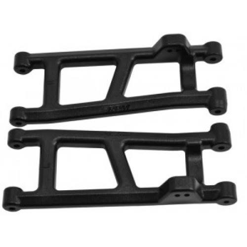 RPM ECX Torment/Ruckus/Circuit Rear A-Arms Black (2)