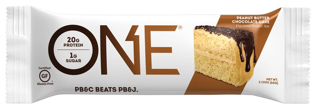 One Protein Bar, Peanut Butter Chocolate Cake Flavored - 2.12 oz