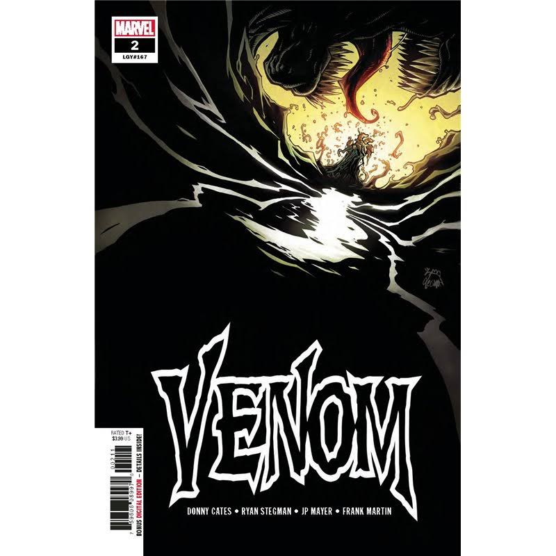 Venom #1 - Marvel Comics