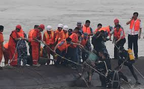 Deadliest Catch Boat Sinks Crew by Yangtze River Ship Righted Search Now For Bodies Al Jazeera America