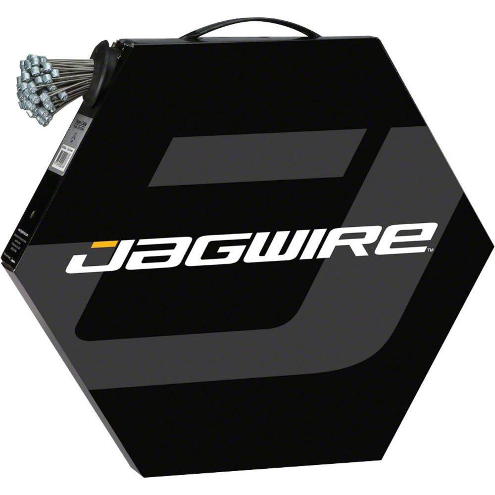 Jagwire Sport Brake Cable - Slick Stainless SRAM/Shimano MTB Box, 1.5 x 2000mm