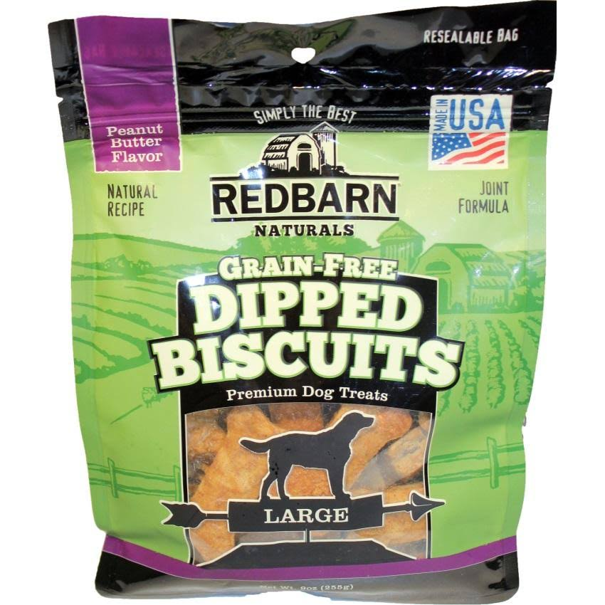 Redbarn Grain Free Dipped Biscuits
