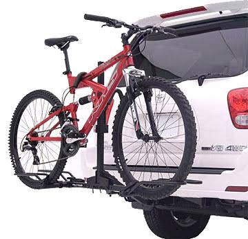 Hollywood Racks HR1000 Sport Rider 2-Bike Platform Style Hitch Mount Rack